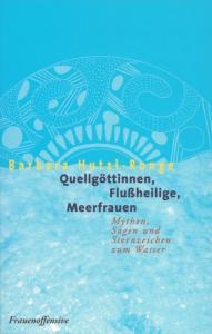 """Buchcover """"Quellgöttinnen, Flussheilige, Meerfrauen"""""""