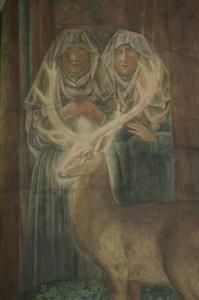 Die frommen Prinzessinen vom Üetliberg