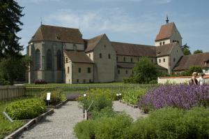 Der Kräutergarten des Walahfrid Strabo, © BHR