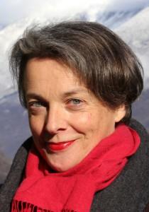 Portrait der Autorin Barbara Hutzl-Ronge