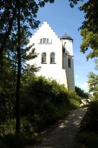 Burg Frauenberg, nun ein Kloster von Agnus Dei, Foto © Barbara Hutzl-Ronge