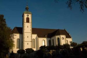 St. Ulrich-Kirche in Kreuzlingen, Foto © Barbara Hutzl-Ronge