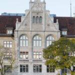 Das Stadthaus mit seinem Musiksaal.